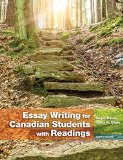 Essay Writing for Canadian Students  8th 2016 9780133496017 Front Cover