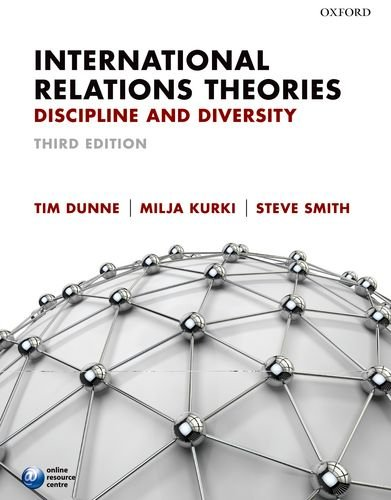 International Relations Theories  3rd 2013 edition cover