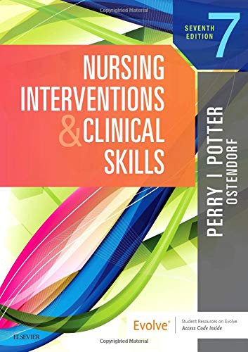 Nursing Interventions & Clinical Skills:   2019 9780323547017 Front Cover