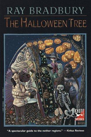 Halloween Tree   1972 edition cover