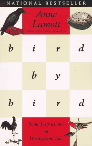 Bird by Bird Some Instructions on Writing and Life Reprint  9780385480017 Front Cover
