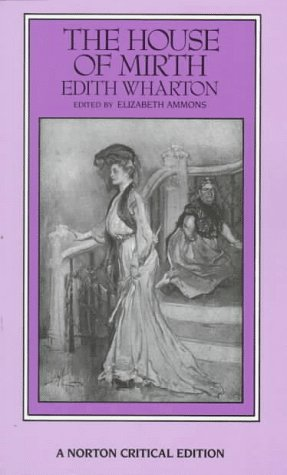 House of Mirth   1990 edition cover