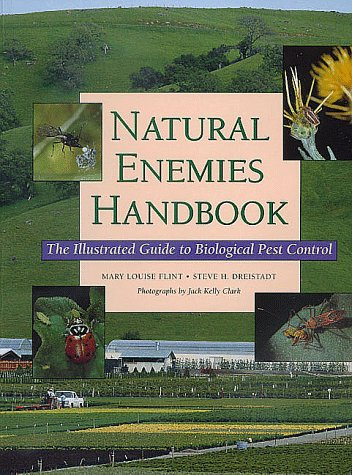 Natural Enemies The Illustrated Guide to Biological Pest Control  2002 edition cover