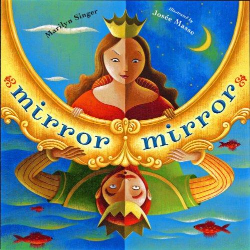 Mirror Mirror   2010 edition cover
