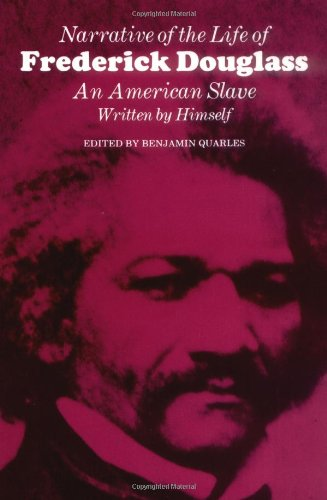 Narrative of the Life of Frederick Douglass An American Slave and Incidents in the Life of a Slave Girl  1960 edition cover
