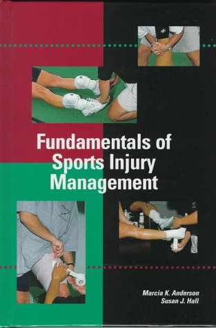 Fundamentals of Sports Injury Management   1997 9780683300017 Front Cover