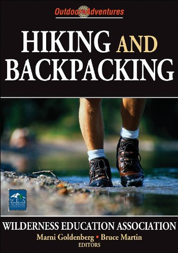 Hiking and Backpacking   2008 edition cover