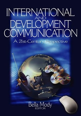International and Development Communication A 21st-Century Perspective  2003 edition cover