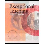 Exceptional Teaching : Ideas in Action-  2006 9780763813017 Front Cover