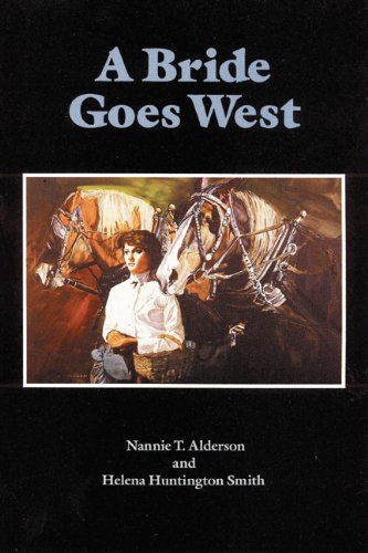 Bride Goes West  Reprint  edition cover