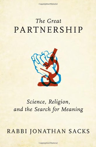 Great Partnership Science, Religion, and the Search for Meaning  2012 edition cover