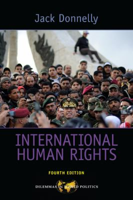 International Human Rights  4th 2013 edition cover