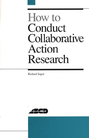 How to Conduct Collaborative Action Research   1992 edition cover
