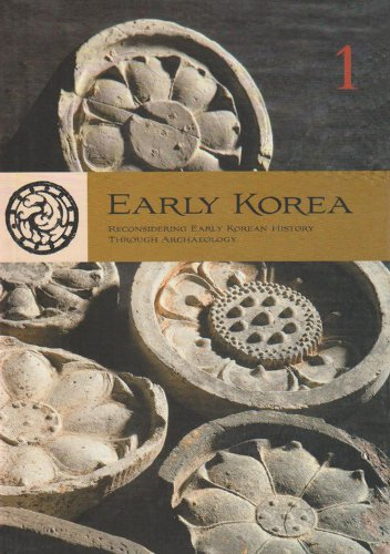 Early Korea 1 Reconsidering Early Korean History through Archaeology  2008 edition cover