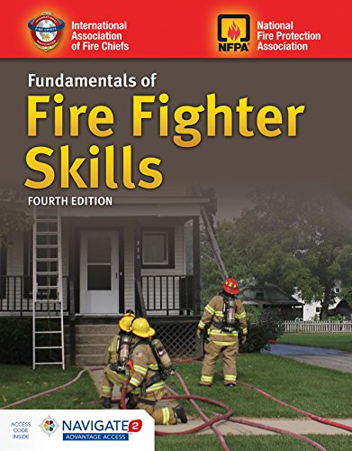 Fundamentals of Fire Fighter Skills  4th 2019 (Revised) 9781284144017 Front Cover