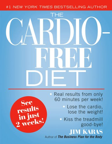 Cardio-Free Diet  N/A edition cover