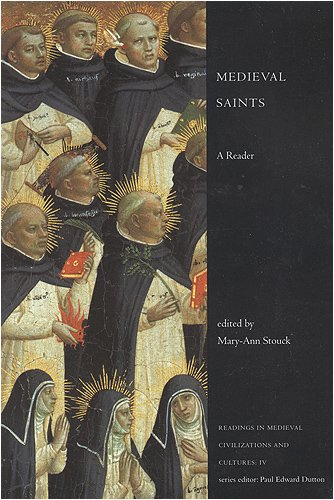 Medieval Saints A Reader 2nd 1998 (Revised) edition cover