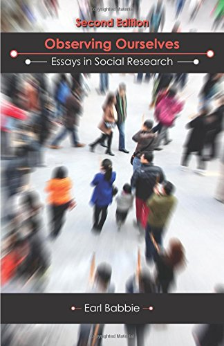 Observing Ourselves: Essays in Social Research  2015 edition cover
