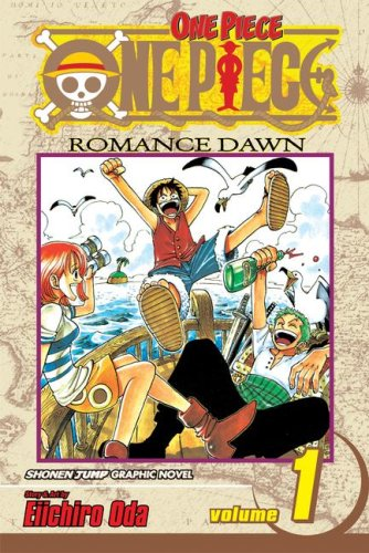 One Piece   2003 edition cover
