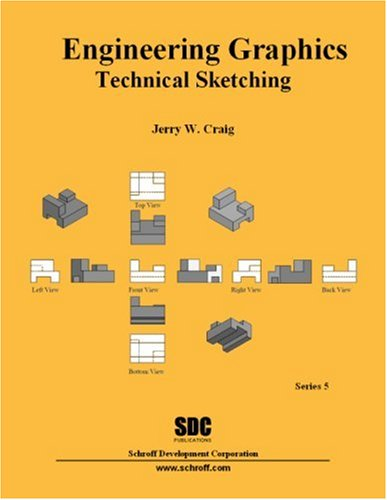 Engineering Graphics Technical Sketching Series 5  N/A edition cover