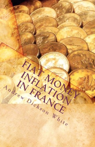 Paper Money Inflation in France  N/A edition cover