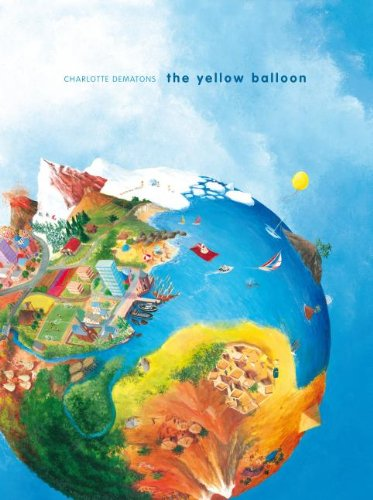 Yellow Balloon   2003 9781932425017 Front Cover