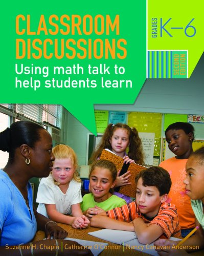 Classroom Discussions Using Math Talk to Help Students Learn, Grades K-6 2nd 2009 edition cover