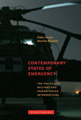 Contemporary States of Emergency The Politics of Military and Humanitarian Interventions N/A edition cover