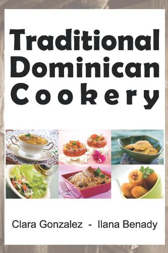 Traditional Dominican Cookery:  2007 edition cover