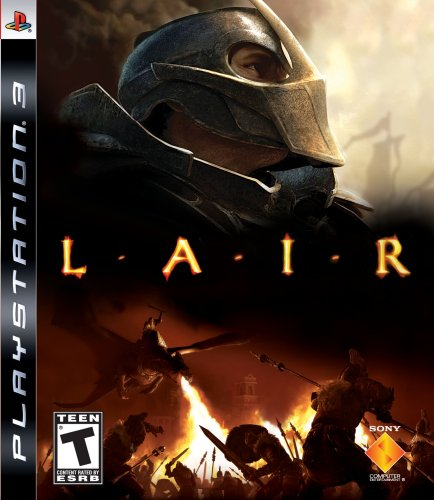 Lair PlayStation 3 artwork