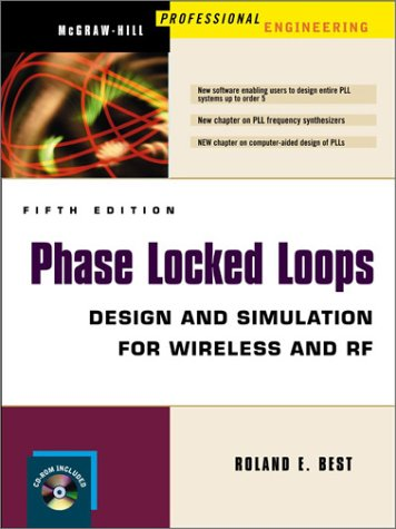 Phase-Locked Loops  5th 2003 (Revised) 9780071412018 Front Cover