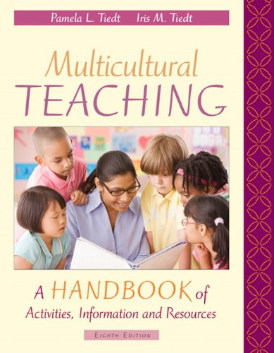 Multicultural Teaching A Handbook of Activities, Information, and Resources 8th 2010 edition cover