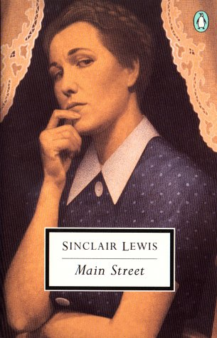 Main Street The Story of Carol Kennicott  2010 9780140189018 Front Cover