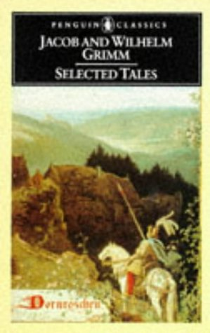 Brothers Grimm's Selected Tales   1982 edition cover