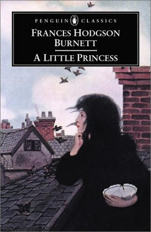 Little Princess The Story of Sara Crewe  2002 edition cover
