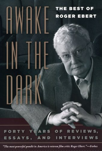 Awake in the Dark Forty Years of Reviews, Essays, and Interviews  2008 edition cover