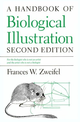 Handbook of Biological Illustration  2nd 1988 edition cover