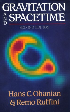 Gravitation and Spacetime  2nd 1994 edition cover