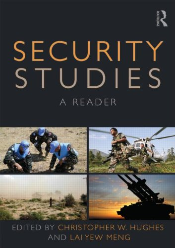 Security Studies A Reader  2011 edition cover