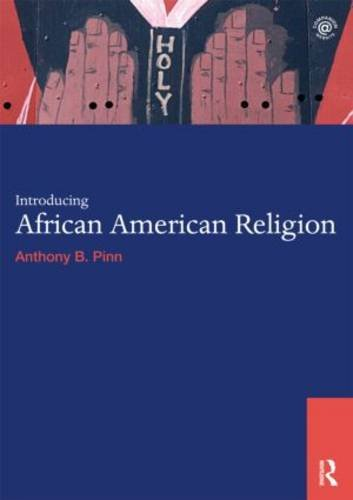 Introducing African American Religion   2013 edition cover