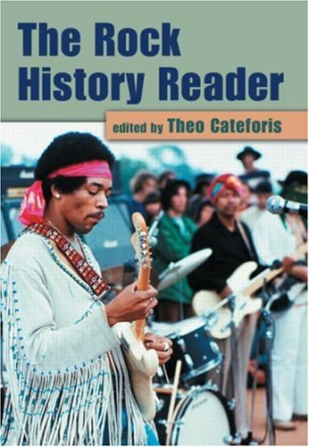 Rock History Reader   2007 (Annotated) edition cover