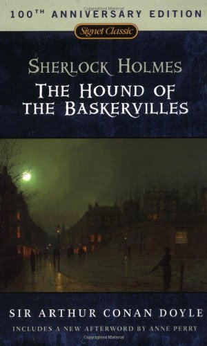 Hound of the Baskervilles  100th 2001 (Anniversary) edition cover