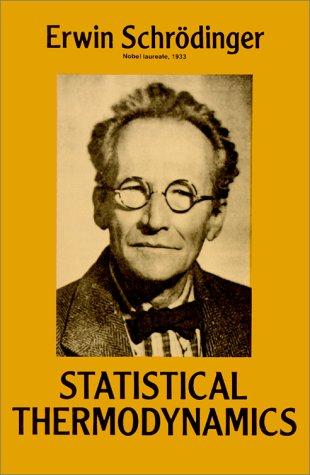 Statistical Thermodynamics  N/A edition cover