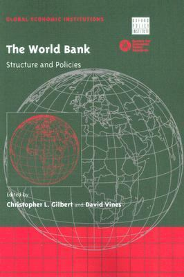 World Bank Structure and Policies  2006 9780521029018 Front Cover