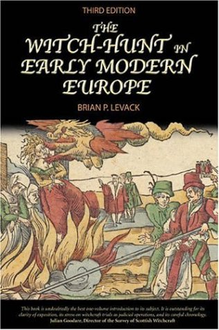 Witch-Hunt in Early Modern Europe  3rd 2005 (Revised) edition cover