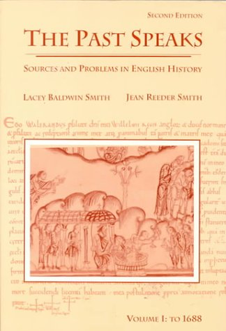 Sources and Problems in English History  2nd 1993 edition cover