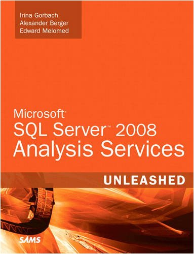 Microsoft SQL Server 2008 Analysis Services   2009 edition cover