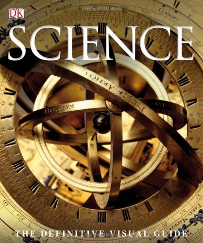 Science The Definitive Visual Guide  2011 edition cover