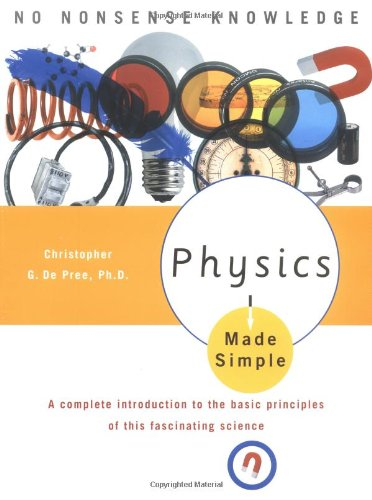 Physics Made Simple   2004 9780767917018 Front Cover