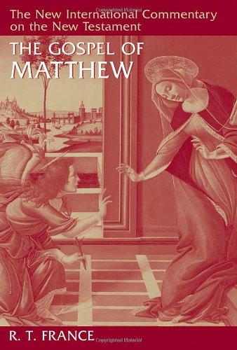 Gospel of Matthew   2007 edition cover